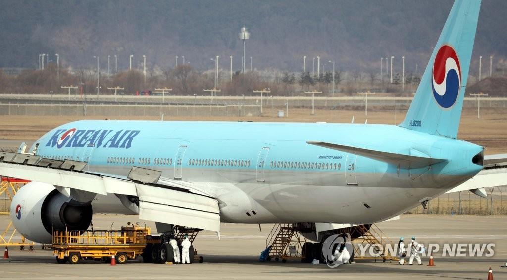 詳訊:南韓赴漢撤僑包機或晚點起飛 架次或減少