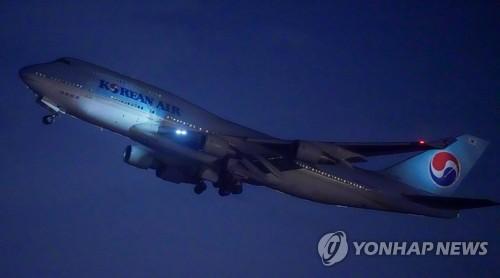 詳訊:南韓首架赴武漢撤僑包機從仁川起飛