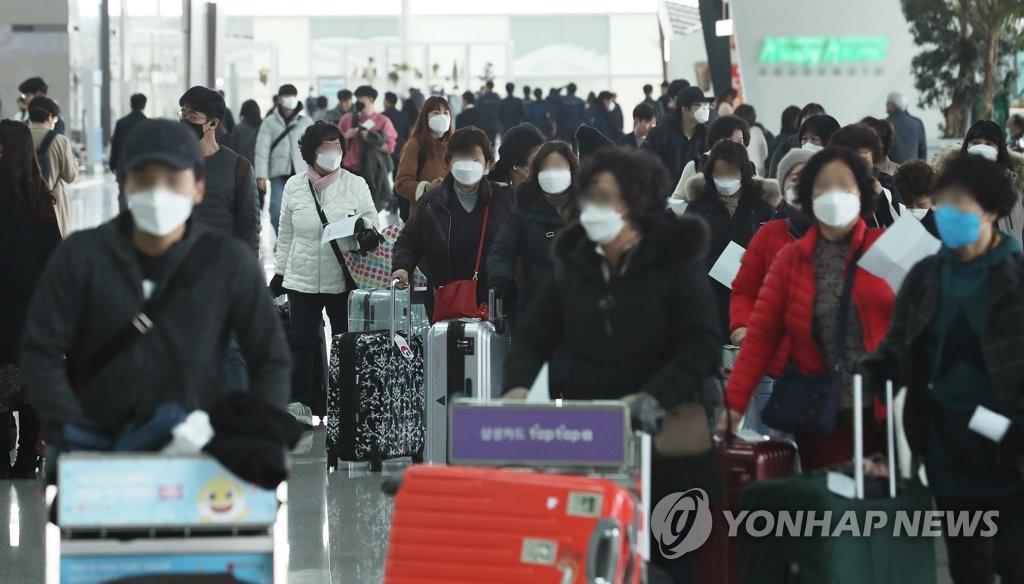 詳訊:南韓逾五成赴華航線受新冠疫情影響停飛