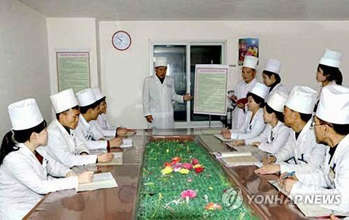 朝鮮檢測水質預防新冠病毒從中國流入