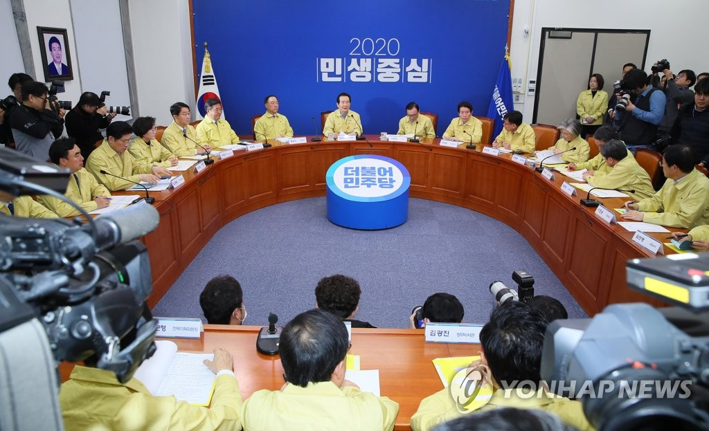 南韓推進韓中外長慕尼黑安全會上會晤