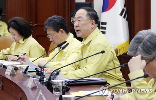 韓政府擬預防口罩大量出境
