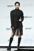 本月少女成員Olivia Hye