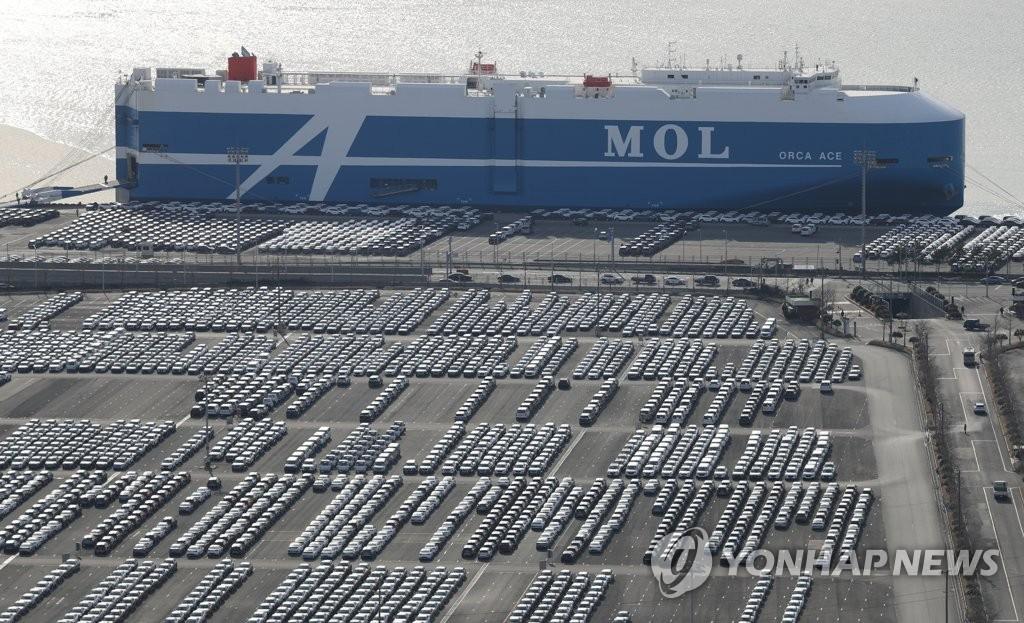 南韓2019年汽車產量排名全球第七