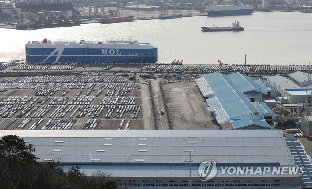 南韓整車廠商疫情之下困難重重