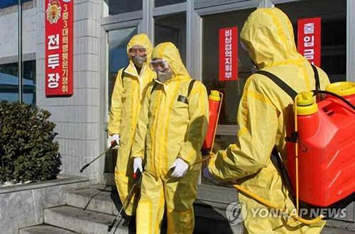 朝鮮調整抗疫指揮部職能分工加大防疫力度