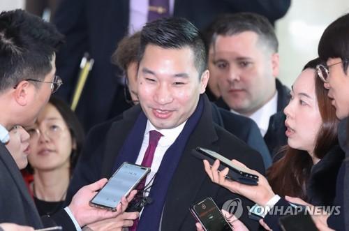 韓統一部向美方說明改善韓朝關係方案