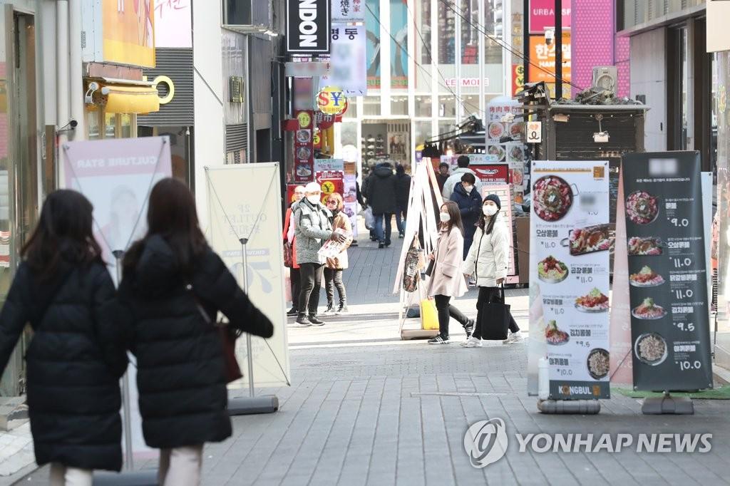 南韓線上消費因新冠疫情大增45%