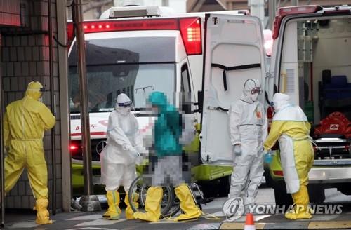 第三批自漢回韓人員中5例待查病例檢測均呈陰性