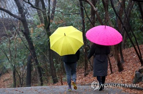 首爾今冬降雪量創1937年來新低