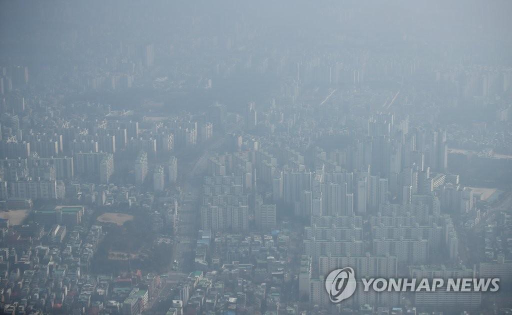 韓首都圈和中西部明應急減排