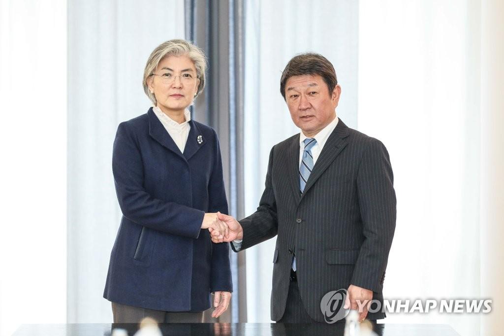 韓日外長通電話討論出口管制問題