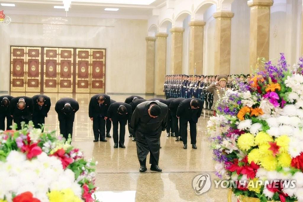 朝鮮似低調慶祝金正日79歲冥壽
