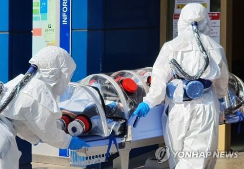 詳訊:南韓日增20例新冠確診病例 累計51例