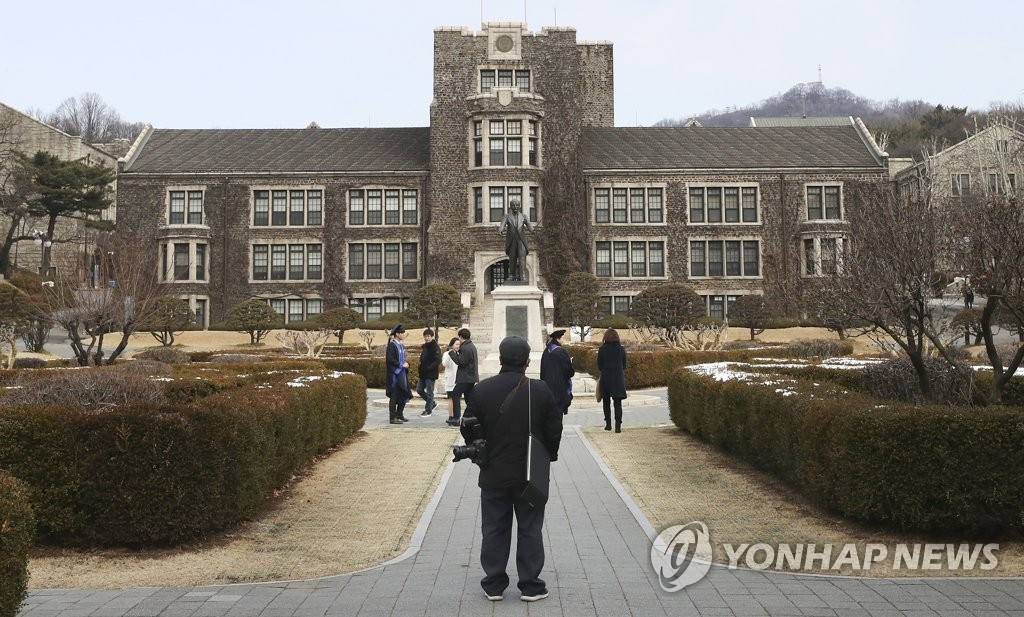 南韓全面開放外國留學生集體延簽加強防疫