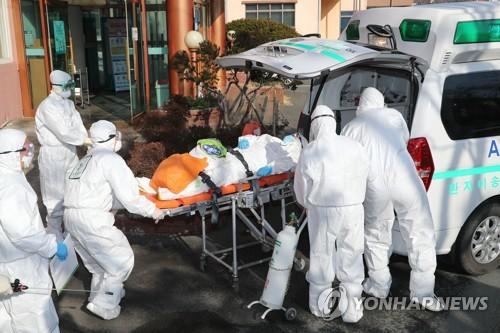 詳訊:南韓出現第二例感染新冠死亡病例