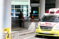 詳訊:南韓感染新冠病毒確診病例增至833例 死亡8例