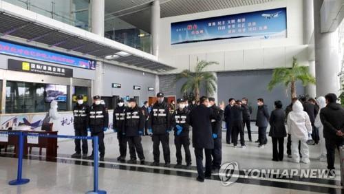 威海市再次全員隔離自韓入境乘客