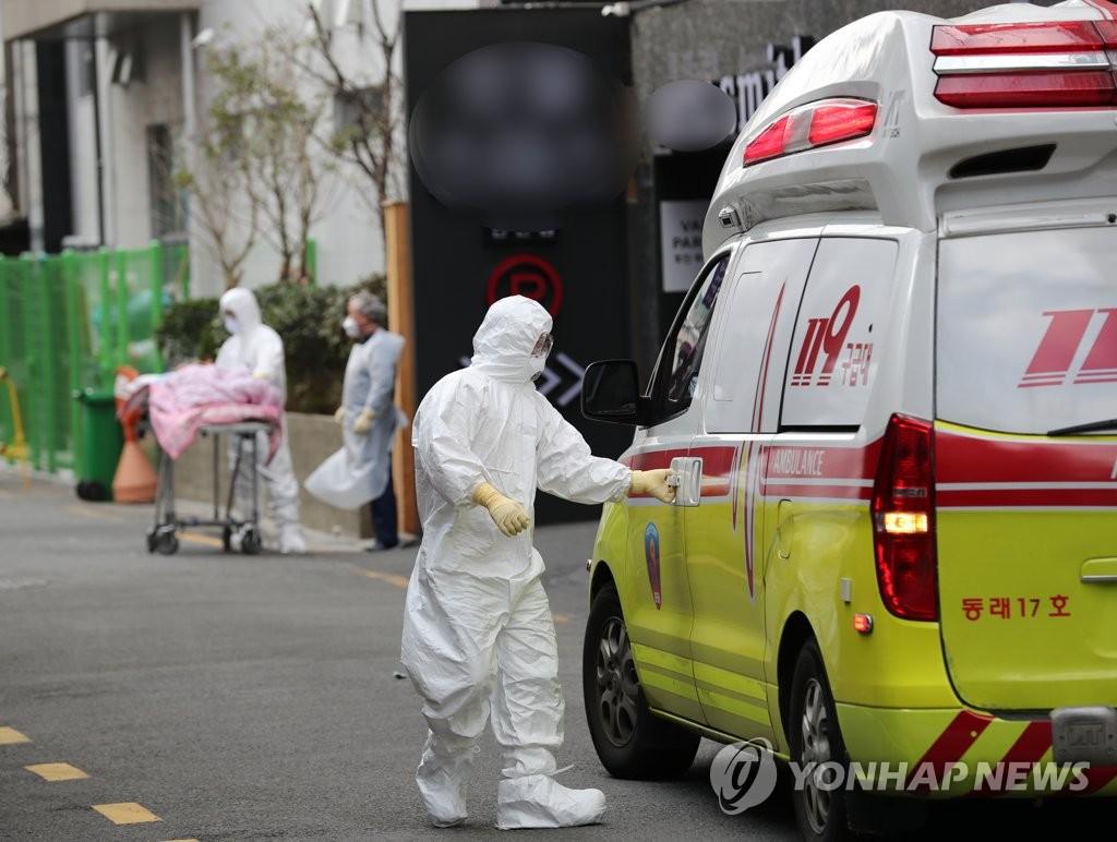 詳訊:南韓感染新冠病毒確診病例1261例 死亡12例