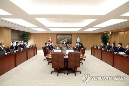 韓央行緊急召開金融貨幣委會議 或商討降息