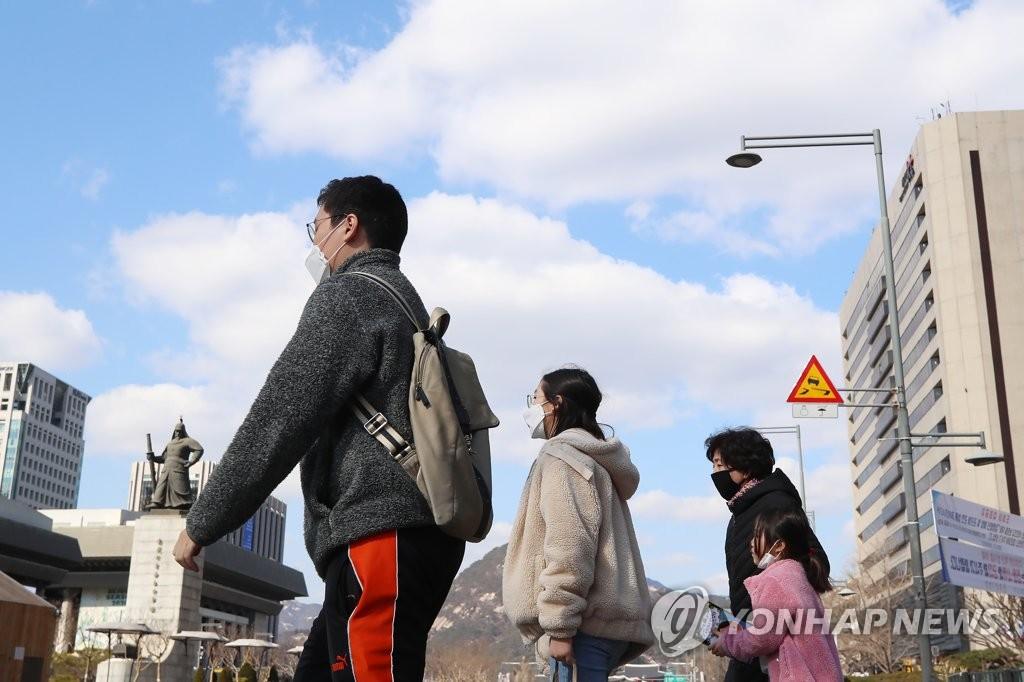 南韓今冬細粒濃度同比降16%
