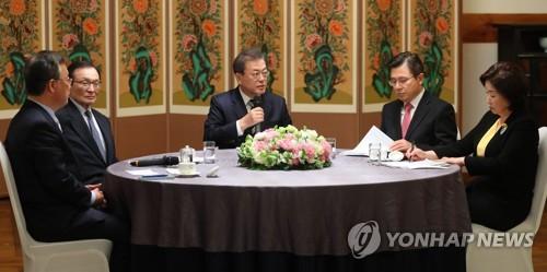 文在寅:擴大自華入境限制範圍對韓方無益
