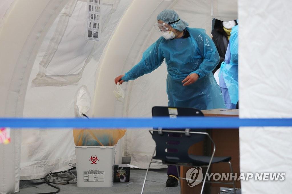 詳訊:南韓新增376例新冠確診病例 累計3526例