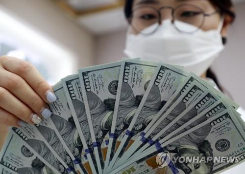 韓3月外儲4002億美元 創十年最大降幅