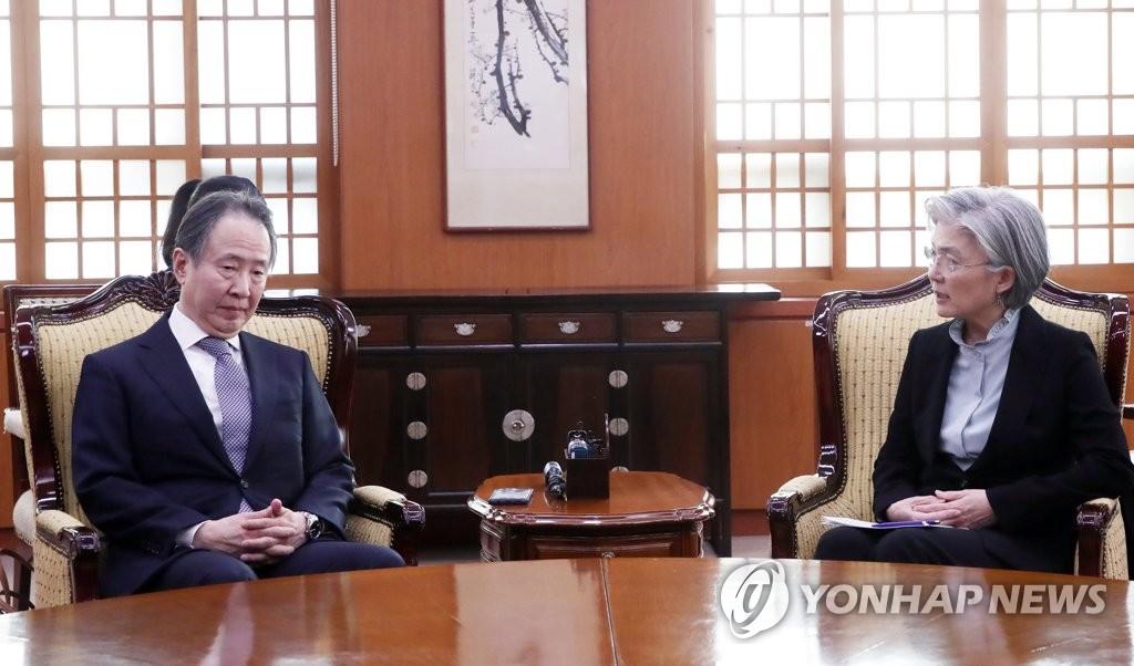 詳訊:韓外長召見日本大使抗議日方加強入境管制