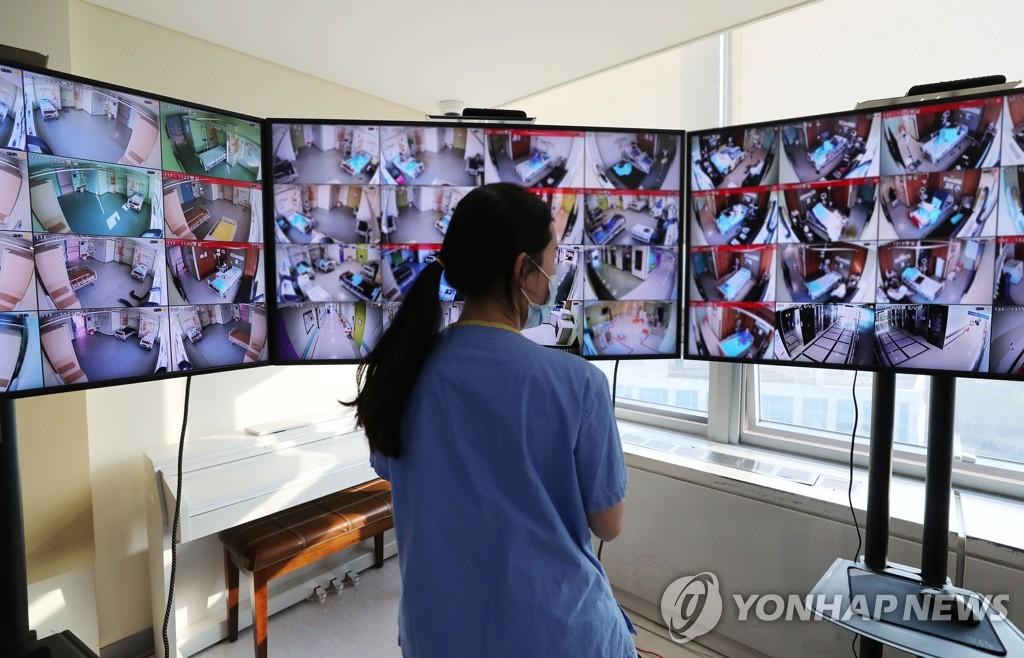 詳訊:南韓新增110例新冠確診病例 累計7979例