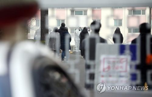 南韓79.4%新冠確診病例屬集體感染
