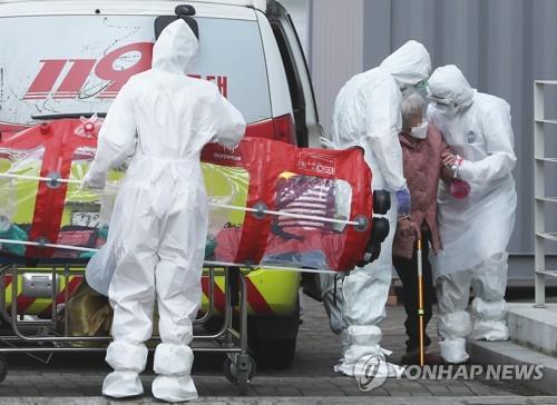 詳訊:南韓新增96例新冠確診病例 累計7478例
