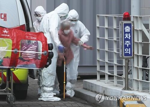 簡訊:南韓新增179例新冠確診病例 累計7313例