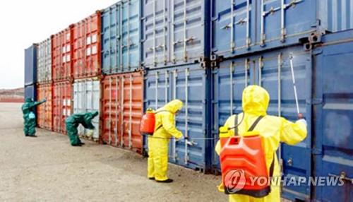 世衛組織啟動對朝鮮新冠醫藥品運輸