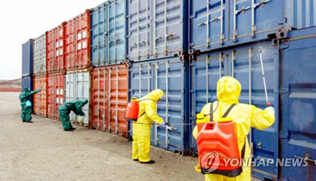 朝鮮加強進口貨物檢疫防控嚴防疫情輸入