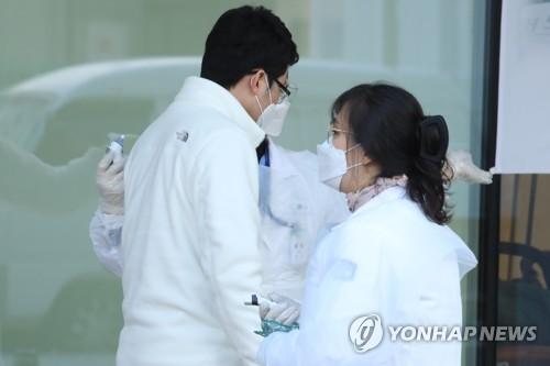 韓政府:疫情形勢仍嚴峻 防疫不容鬆懈