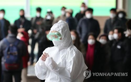 簡訊:南韓新增131例新冠確診病例 累計7513例