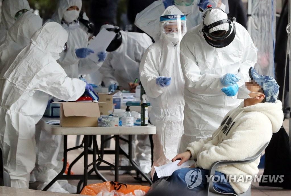 詳訊:南韓新增86例新冠確診病例 累計10062例