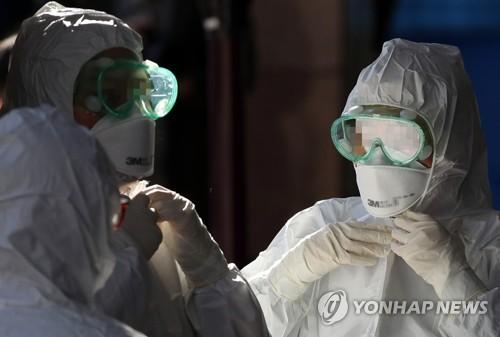 詳訊:南韓新增107例新冠確診病例 累計8086例