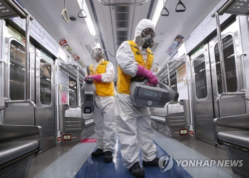 韓防疫部門:公共交通感染風險小 上下班勿過慮