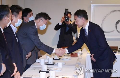 韓一醫院院長確診感染新冠 曾出席政府座談會