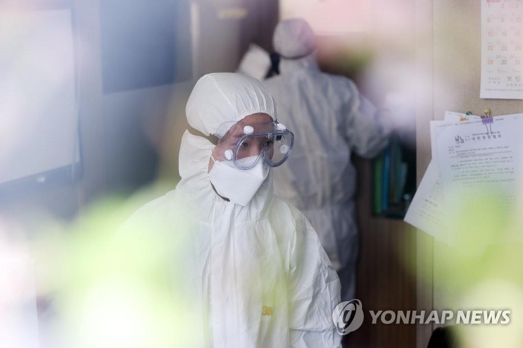 詳訊:南韓新增81例新冠確診病例 累計10237例