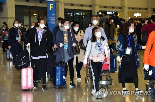 南韓撤僑包機從伊朗接回80人