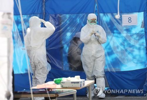 詳訊:南韓新增147例新冠確診病例 累計8799例