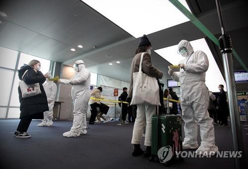 韓政府擬嚴懲隔離者擅自外出