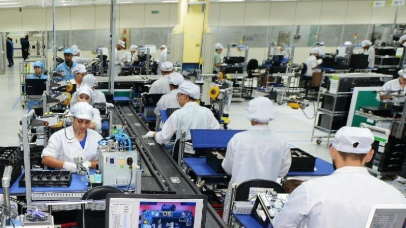 資料圖片:三星電子坎皮納斯工廠 三星電子供圖(圖片嚴禁轉載複製)