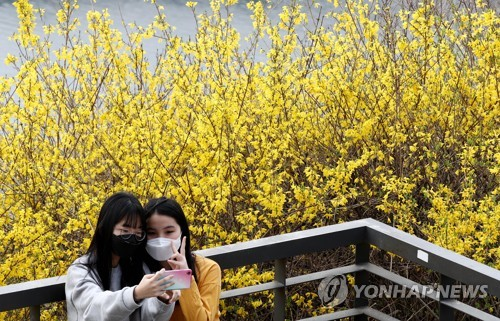 3月南韓平均氣溫創觀測史第二高