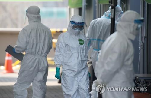 詳訊:南韓新增94例新冠確診病例 累計10156例