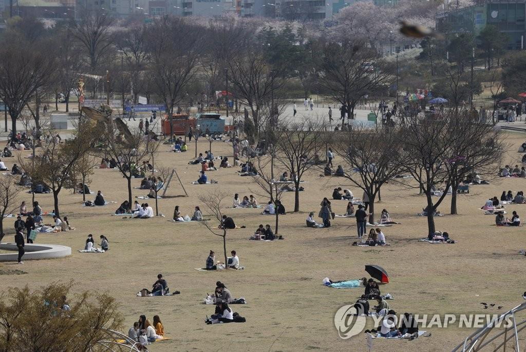 韓政府:嚴控社交距離措施顯效