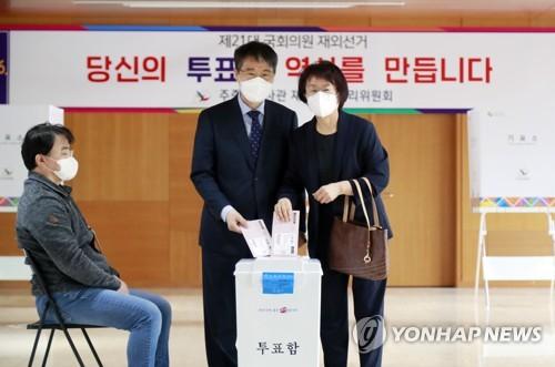 南韓駐華大使:力保在華公民安全投票